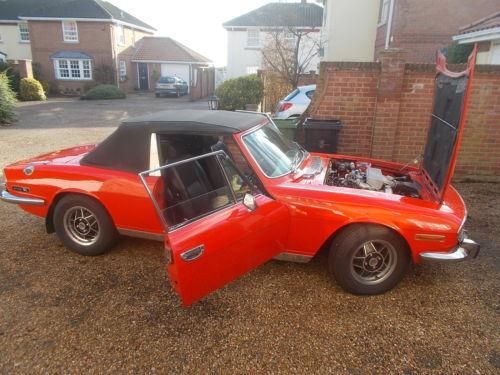1976 Triumph Stag for sale