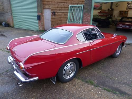 1969 Volvo P1800S for sale