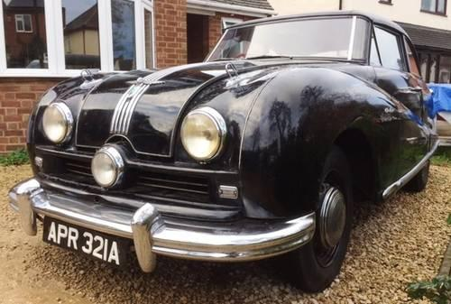 1951 Austin A90 Atlantic Saloon Coupe for sale