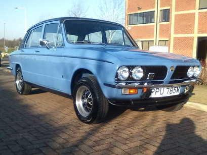 1974 Triumph Dolomite Sprint for sale