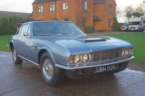 Aston Martin DBS 6 Vantage for sale