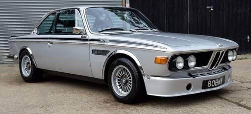 BMW 3.0CSL for sale