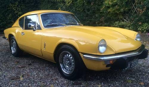 Triumph GT6 for sale