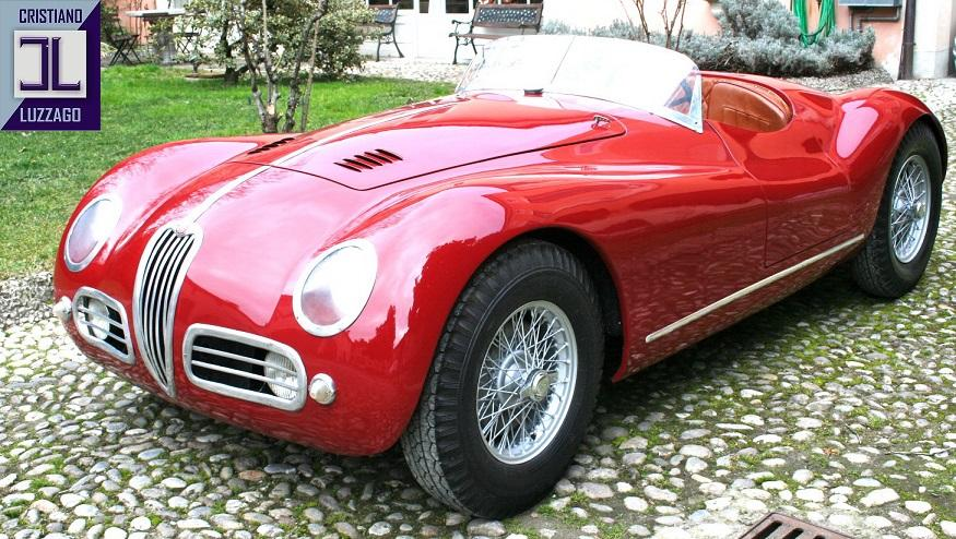 Alfa Romeo 2500 6C Barchetta for sale