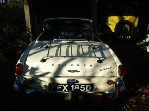 1966 Triumph Mark II Spitfire for sale