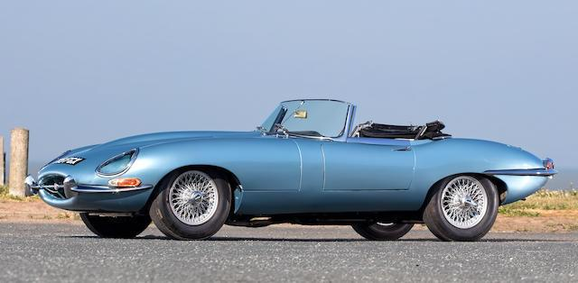 Flat Floor E-type at Bonhams  for sale