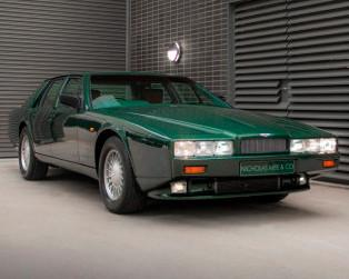 1990 Aston Martin Lagonda - Series 4 for sale