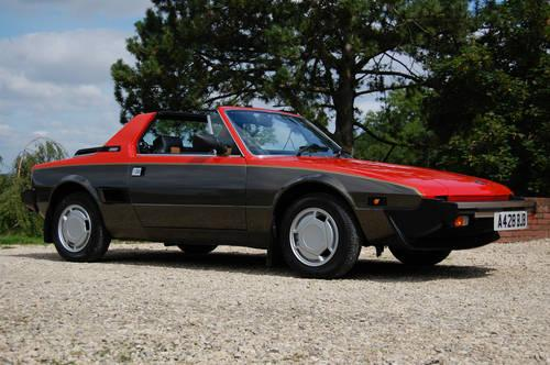 1984 Fiat Bertone X/19 for sale