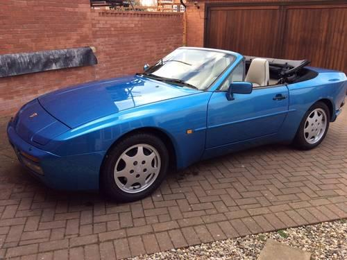 1990 Porsche 944 S2 Cabriolet for sale