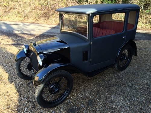 1930 Austin Seven RK Saloon for sale
