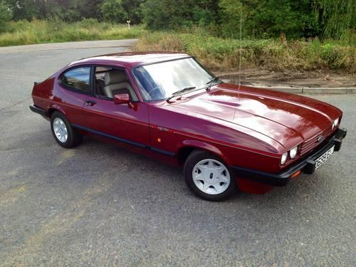 1986 Ford Capri 2.8 Injection Special for sale
