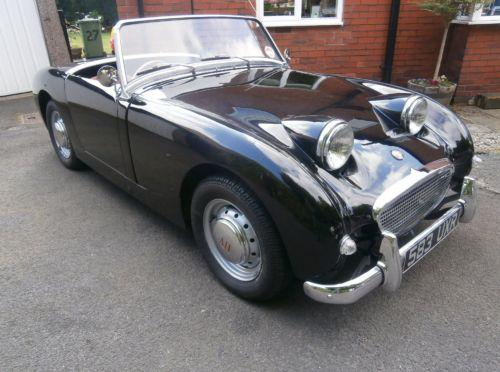 1958 Austin Healey Frogeye Sprite Mk 1 for sale
