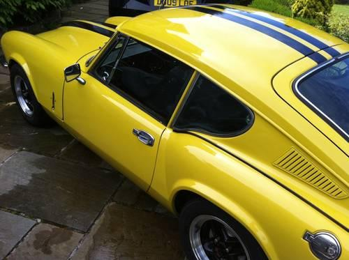 1974 Triumph GT6 Mk3 for sale