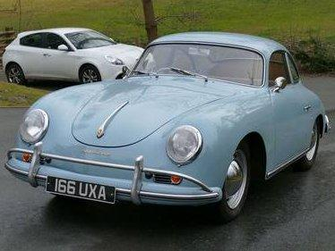 1957 Porsche 356A RHD Coupe for sale