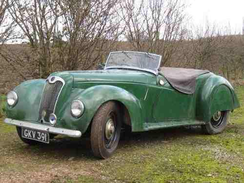 1948 Lea Francis Sports for sale