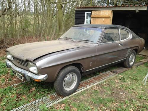 1973 Ford Capri L 1300 HC for sale