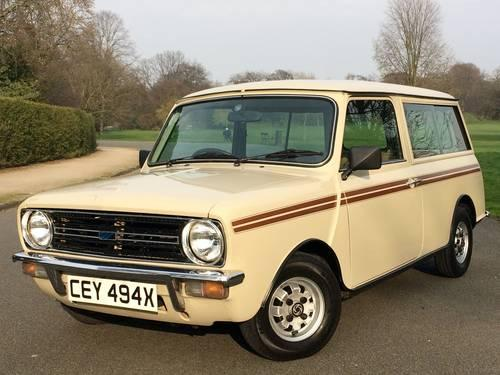 1981 Mini Clubman Estate for sale