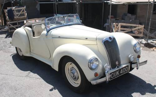 1948 Lea Francis 14hp Sport for sale