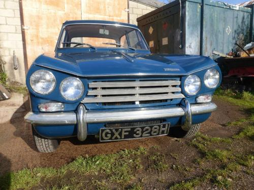 1970 Triumph Vitesse MK2 for sale