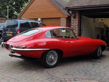 1965 E-type Series 1 4.2 Coupe for sale