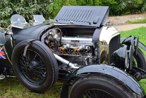 1929 Bentley 4.5 litre Le Mans for sale