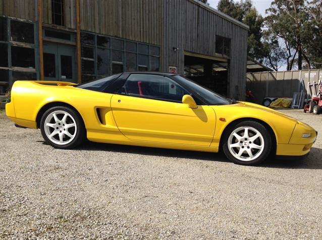 1995 Honda NSX Type-R for sale