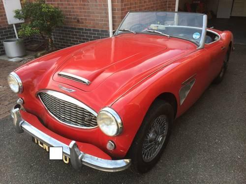 1960 Austin Healey 3000 Mk1 BN7 for sale