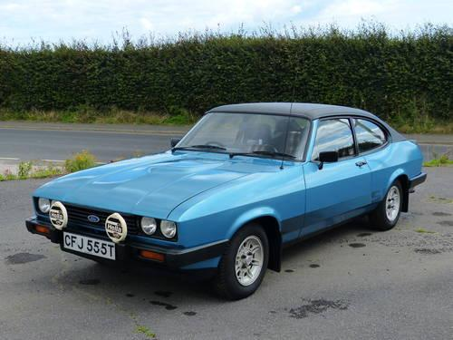 1979 Ford Capri 2.0S for sale
