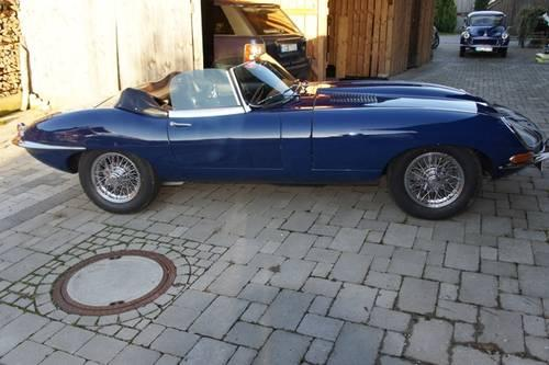 1962 Jaguar E-type Series 1 3.8 RHD for sale