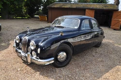 1956 Jaguar Mk1 2.4 for sale