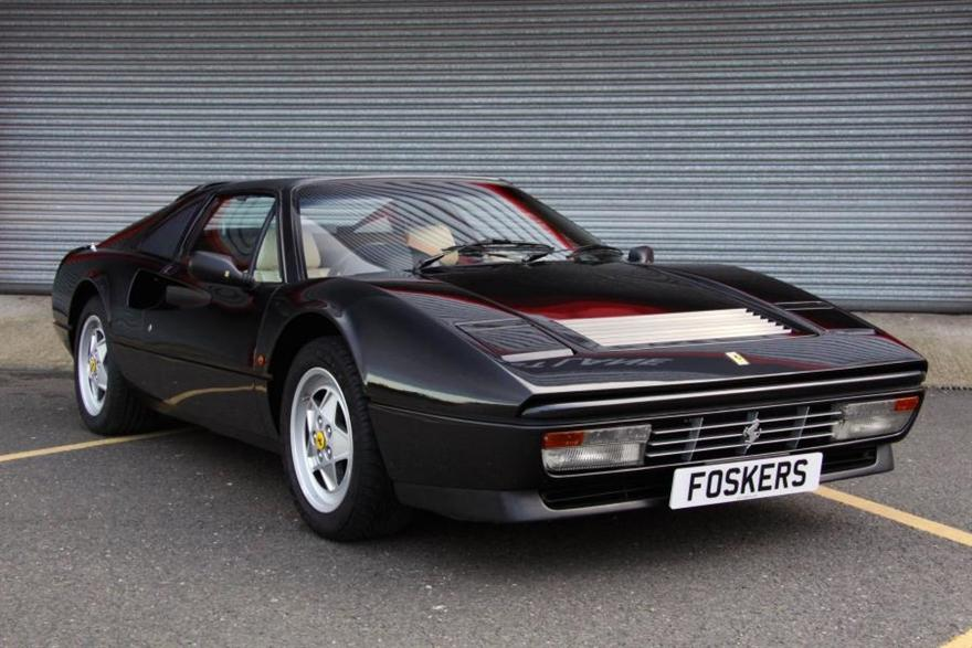 1989 Ferrari 328 GTS ABS for sale