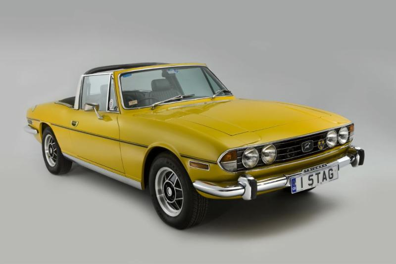 Triumph stag prices remain strong