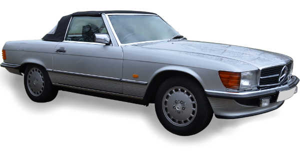 We will buy your Mercedes-Benz R107 SL class